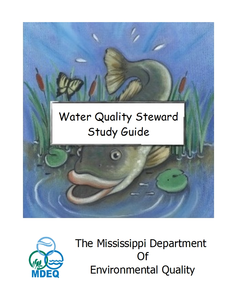 Water Quality Steward Study Guide